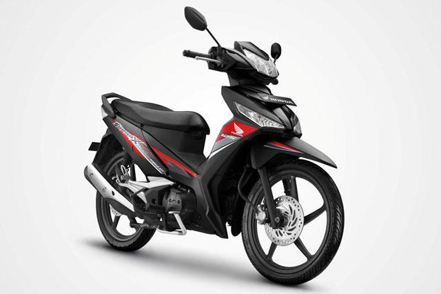 Honda Supra X 125 FI.