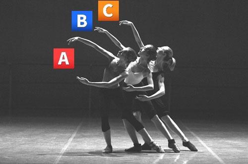 Bạn chọn cô vũ công nào?