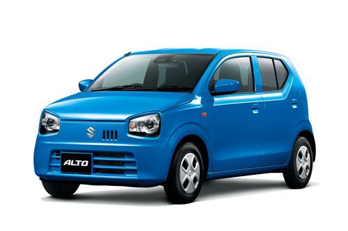 1. Maruti Suzuki Alto (doanh số: 215.687 chiếc).