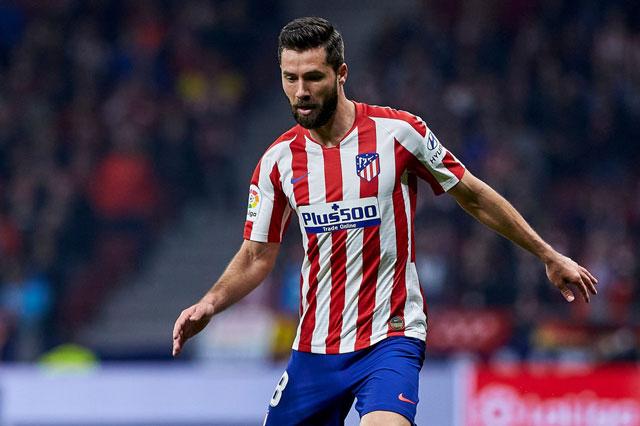 Trung vệ: Felipe Augusto (Atletico Madrid).