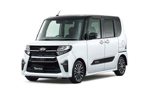 5. Daihatsu Tanto (doanh số: 175.292 chiếc).