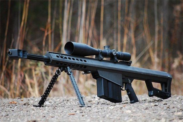 Súng bắn tỉa là loại súng chuyên dụng cho việc bắn các mục tiêu ở khoảng cách xa với độ chính xác cao, thường sử dụng trong lĩnh vực quân sự hoặc khi thi hành nhiệm vụ. Súng này có thể bắn được xa hàng km trong những trường hợp đặc biệt.