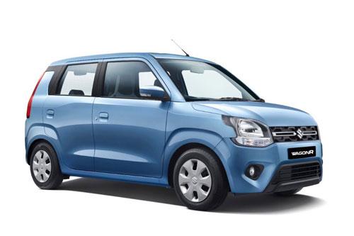 9. Maruti Suzuki Wagon R (doanh số: 155.967 chiếc).