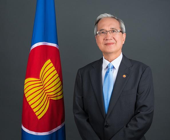 Tiến sĩ Aladdin D. Rillo, Phó Tổng thư ký Cộng đồng Kinh tế ASEAN (AEC).