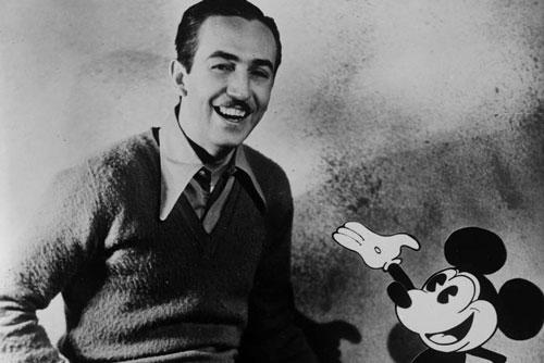 Vào cuối những năm 1950, Walt đã tạo ra một thế giới giải trí gia đình hoàn chỉnh với phim ảnh, chương trình truyền hình và công viên giải trí. Ảnh: Getty Images