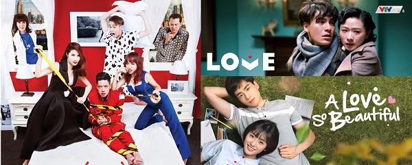VTVcab 4 LOVE sẽ cung cấp những bộ phim Drama cho khán giả từ 1/3.