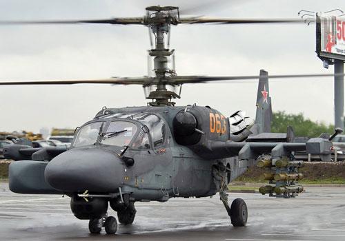 Tổng giám đốc công ty trực thăng Nga, ông Andrei Boginsky cho biết dự kiến trực thăng tấn công Ka-52M sẽ được đưa tới chiến trường Syria vào cuối tháng 2/2020 nhằm sẵn sàng cho tình huống căng thẳng gia tăng.