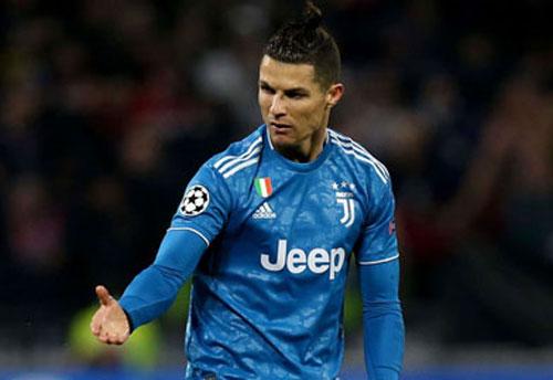 Ronaldo tin Juventus sẽ đi tiếp tại Champions League.