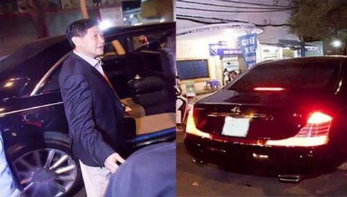 Ngoài Rolls-Royce, xe siêu sang mà ông Jonathan Hạnh Nguyễn cũng như các đại gia Việt Nam yêu thích là chiếc Maybach 62S.