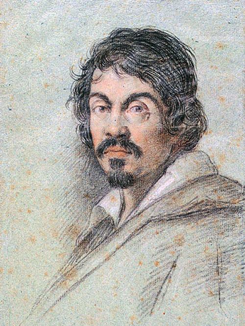 Danh họa Caravaggio.