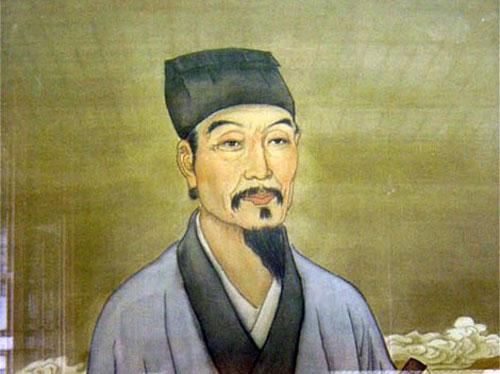 Tranh vẽ Ngô Thừa Ân.
