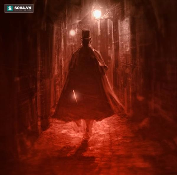 Jack the Ripper - Cơn ác mộng thực sự của thành London những năm 1880. Hình minh họa.