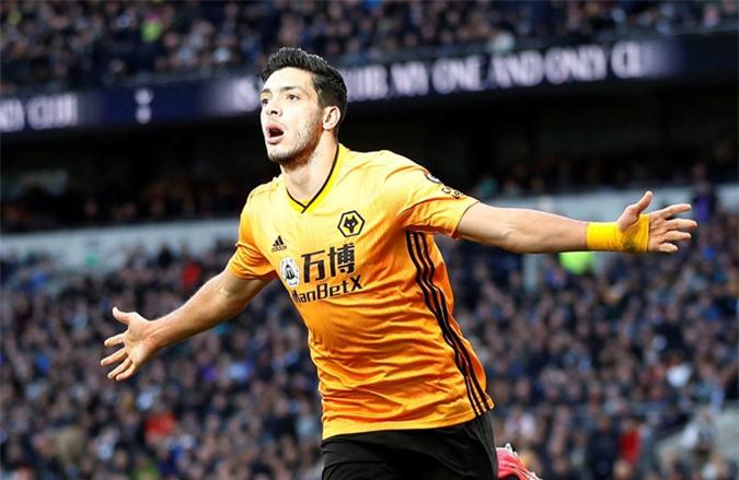 Tuy nhiên Wolves đã lội ngược dòng thành công với bàn thắng quyết định của Raul Jimenez ở phút 73
