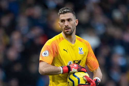 Thủ môn: Vicente Guaita (Crystal Palace).