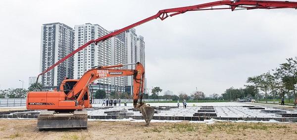 Samsung bắt đầu xây dựng Trung tâm Nghiên cứu và Phát triển mới tại Việt Nam.