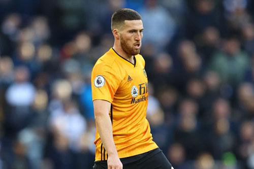 Hậu vệ phải: Matt Doherty (Wolves).