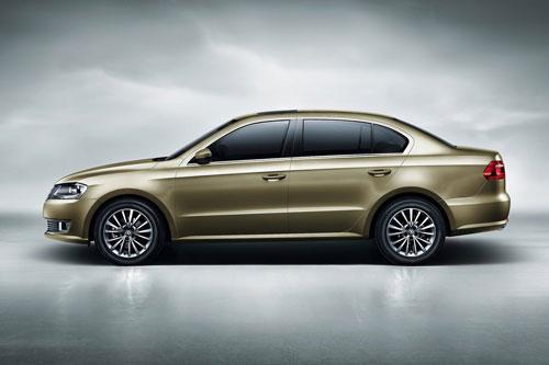 3. Volkswagen Lavida (doanh số: 533.260 chiếc).