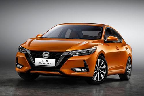 4. Nissan Sylphy (doanh số: 475.726 chiếc).
