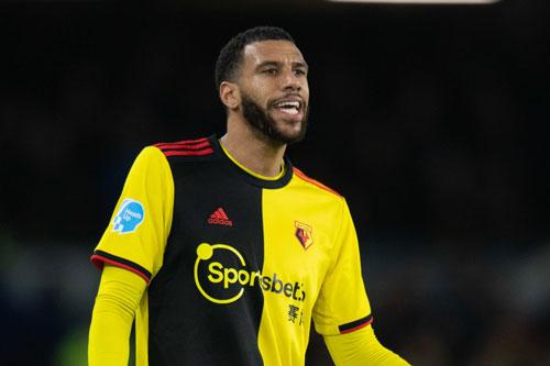 Tiền vệ trung tâm: Etienne Capoue (Watford).