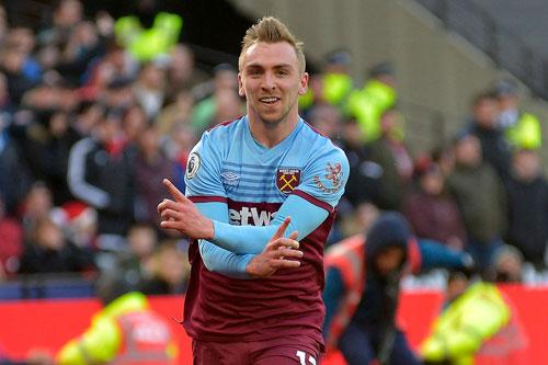 Tiền vệ tấn công: Jarrod Bowen (West Ham).