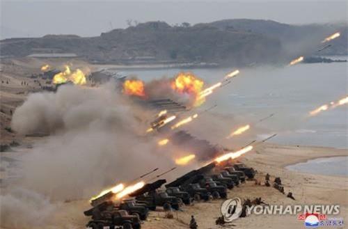 Lý do từ việc Triều Tiên bất ngờ phóng tên lửa đạn đạo tầm ngắn? - Ảnh 1.