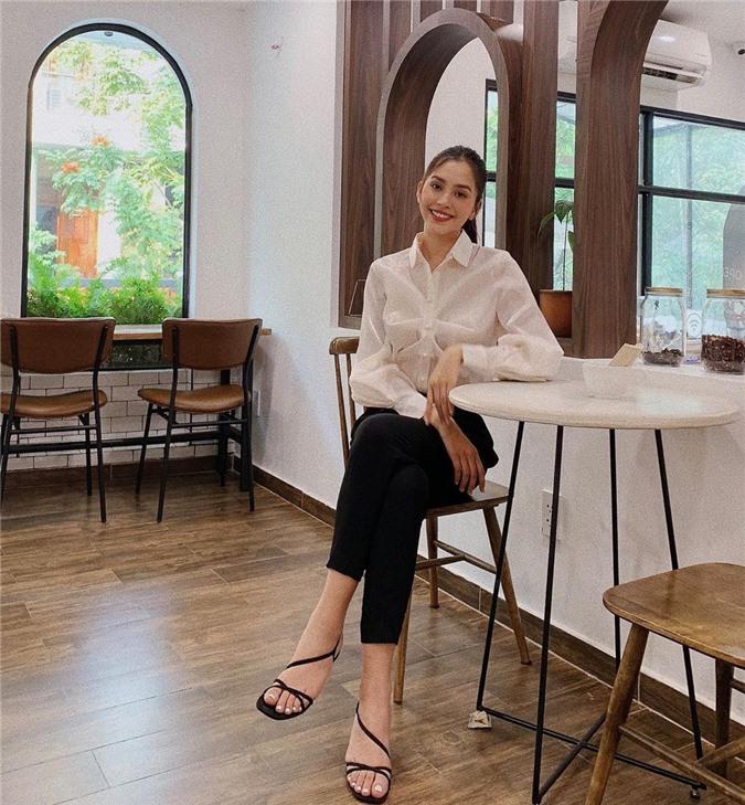 Ngắm dàn Hoa – Á hậu Việt ra ngay cả loạt công thức lên đồ tới công sở mà chị em nào cũng có thể copy theo - Ảnh 3.