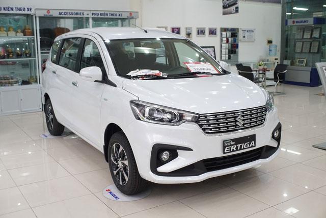 Suzuki Ciaz 2020. Ảnh: Autozone.