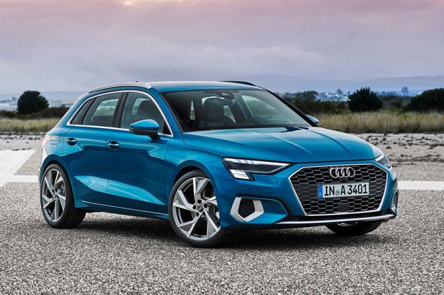 Audi A3 Sportback 2021.