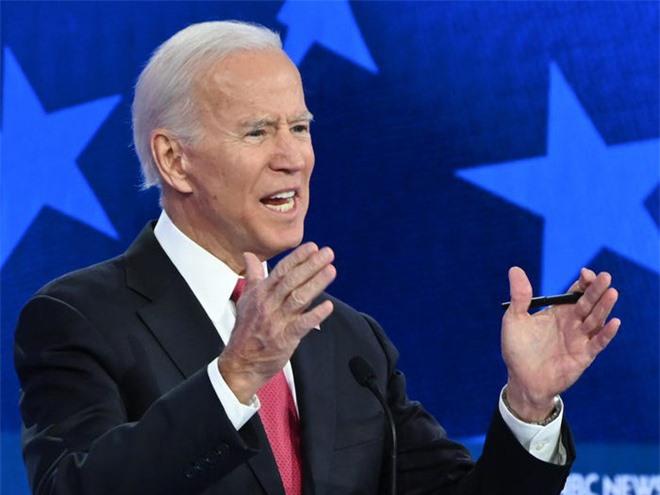 Cựu Phó tổng thống Mỹ Joe Biden giàu cỡ nào - Ảnh 1.