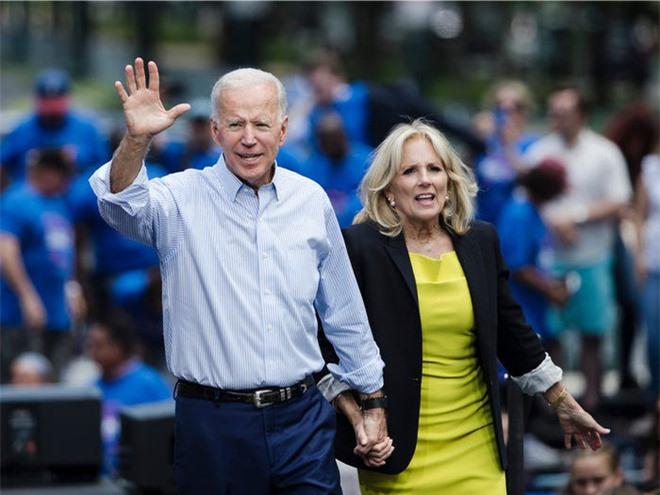 Cựu Phó tổng thống Mỹ Joe Biden giàu cỡ nào - Ảnh 4.