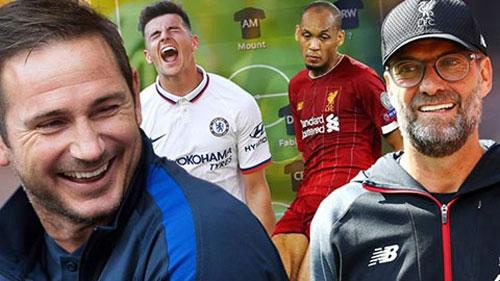Lampard khẳng định không học tập mô hình của Liverpool.