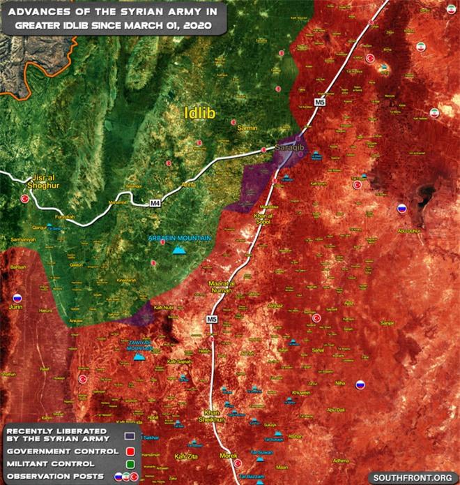 Lật ngược thế cờ ngoạn mục, QĐ Syria giáng cho Thổ Nhĩ Kỳ đòn đau: Cú knock-out đúng lúc! - Ảnh 2.