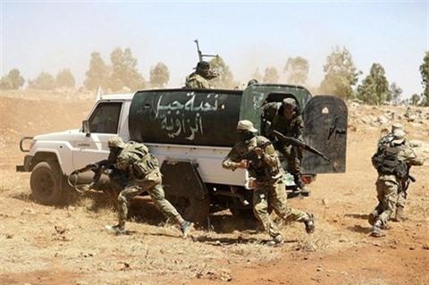 Nga-Syria bop nghet bien gioi Tho, Idlib bien thanh noi ham moi