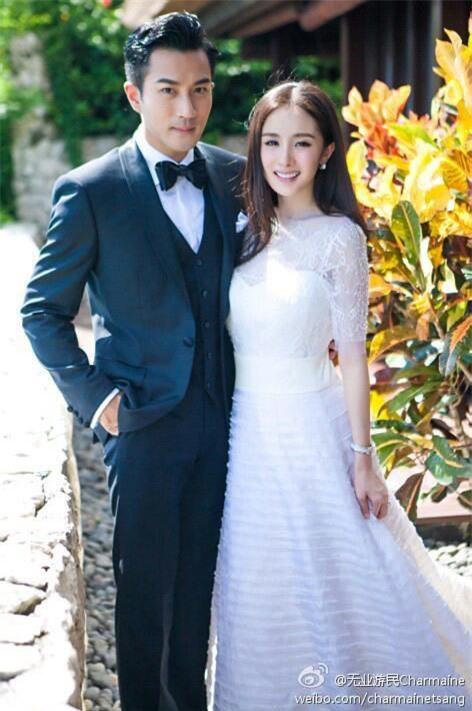 Nguyên nhân sâu xa khiến Dương Mịch - Lưu Khải Uy ly hôn hoá ra được 2 vợ chồng nhắc khéo từ lâu mà ít ai quan tâm - Ảnh 2.