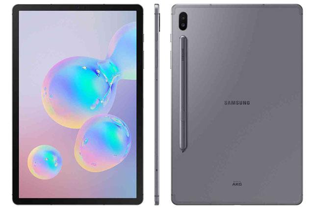 Samsung Galaxy Tab S6.