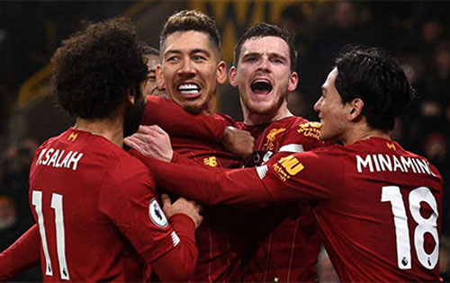 Emile Heskey cho rằng Liverpool đang gặp may.