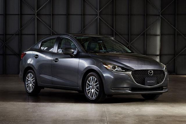 Mazda2 2020.