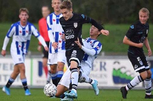 Jong Heerenveen gặp Jong Willem II