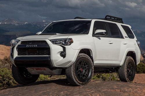 2. Toyota 4Runner 2020.
