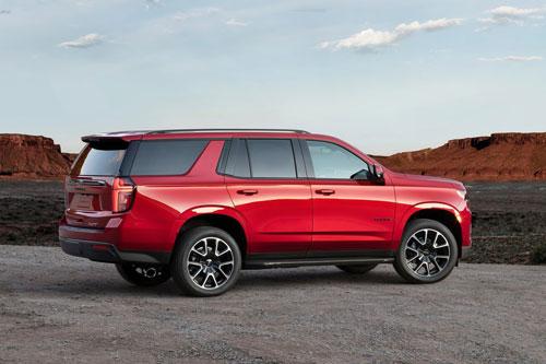 3. Chevrolet Tahoe 2020.