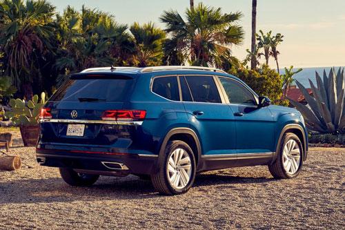 5. Volkswagen Atlas 2020.