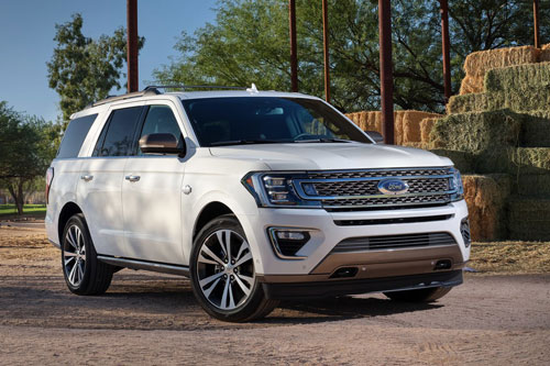 7. Ford Expedition 2020.