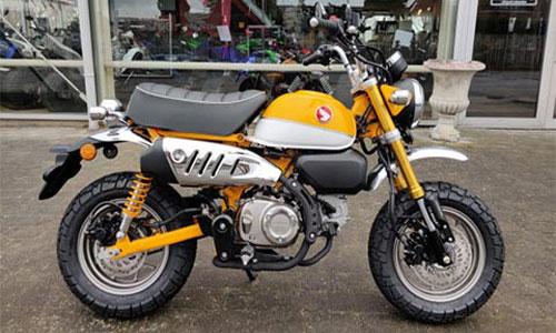Honda Monkey 125.