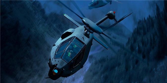 Đây sẽ là máy bay trực thăng trinh sát vũ trang thế hệ tiếp theo của quân đội Mỹ - Ảnh 1.