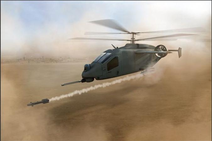 Đây sẽ là máy bay trực thăng trinh sát vũ trang thế hệ tiếp theo của quân đội Mỹ - Ảnh 4.
