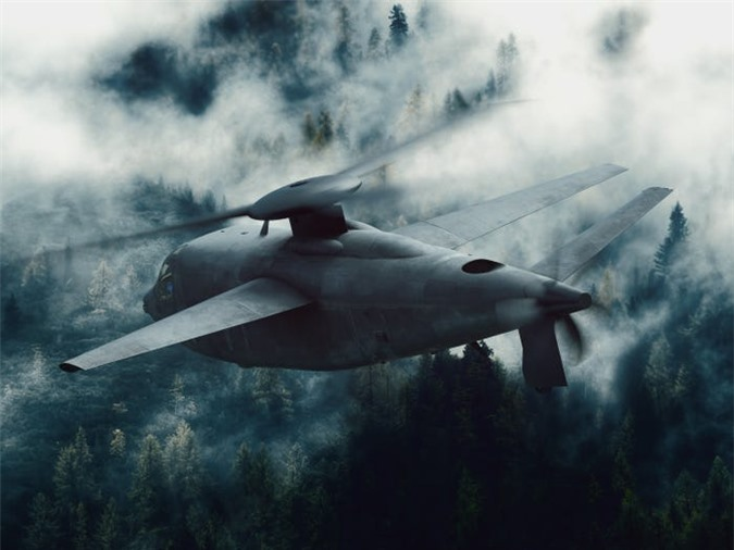 Đây sẽ là máy bay trực thăng trinh sát vũ trang thế hệ tiếp theo của quân đội Mỹ - Ảnh 6.