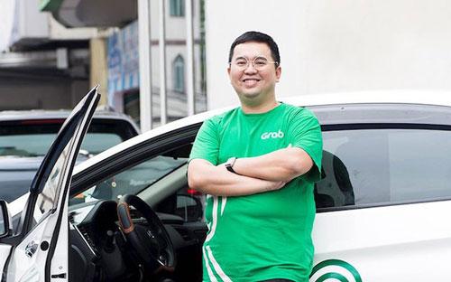 Ông Nguyễn Tuấn Anh, người sáng lập Grab Việt Nam.