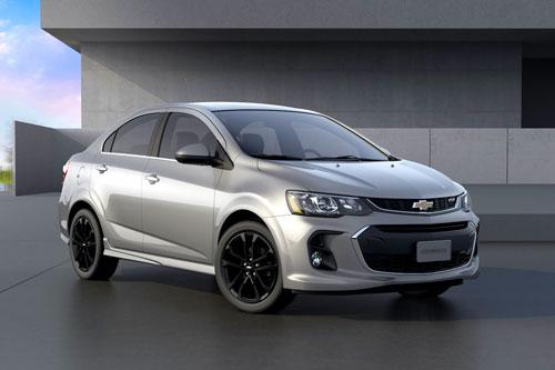 6. Chevrolet Sonic 2020 (giá khởi điểm: 16.720 USD).