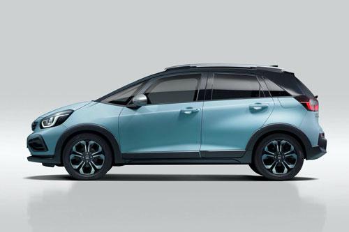 8. Honda Fit (Honda Jazz) 2020 (giá khởi điểm: 17.120 USD).