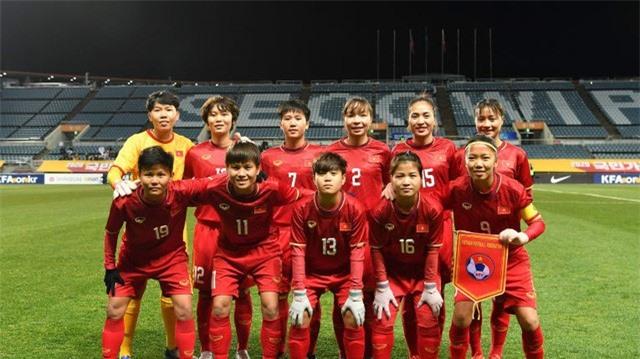 AFC: Tuyết Dung tự tin trước trận Play-off với ĐT nữ Australia - Ảnh 1.
